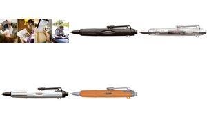 """Tombow Druckkugelschreiber """"AirPress Pen"""", transparent"""