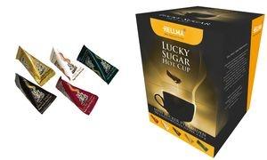 "HELLMA Zuckertüten Lucky Sugar ""Hot Cup"", im Displaykarton"