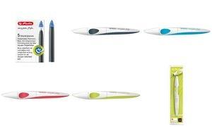 "herlitz Tintenroller my.pen style ""Ocean Blue"""