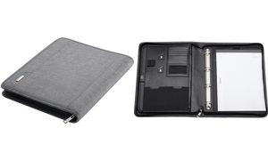 "Alassio Tablet-PC Organizer ""A4 LAZIO"", Polyester, grau"