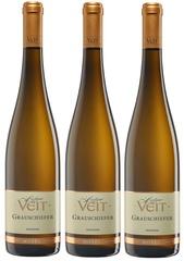 Veit Weißwein - Grauschiefer, feinherb, 2018
