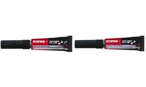 "Kores Sekundenkleber ""POWERGLUE"", 3 g, Tube"