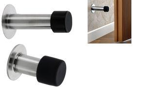 BURG-WÄCHTER Wand-Türstopper TSW 2390, Länge: 90 mm