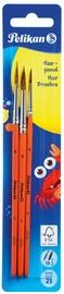 Pelikan Haarpinsel-Set Sorte 23, 3-teilig, sortiert