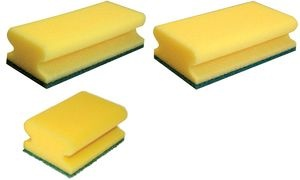 HYGOCLEAN Reinigungsschwamm CLASSIC, 150 x 70 mm, gelb
