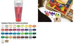 ROYAL TALENS Acrylfarbe ArtCreation, karmin, 75 ml