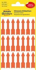 "AVERY Zweckform Hinweisetikett ""Hinweispfeile"", 39 x 9 mm"