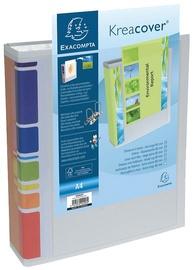 EXACOMPTA Präsentations-Ordner, PVC, 80 mm, A4, weiß