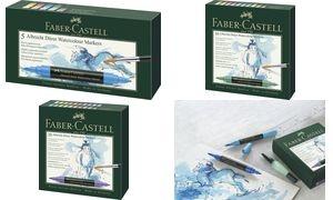 FABER-CASTELL Aquarellmarker ALBRECHT DÜRER, 20er Etui