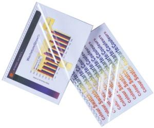 GBC Einbanddeckel HiClear, DIN A4, PVC, 0,25 mm, glasklar