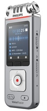 PHILIPS Audiorecorder DVT4110, 8 GB Speicher