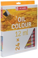 ROYAL TALENS Ölfarbe ArtCreation Expression, 12 ml, 24er-Set