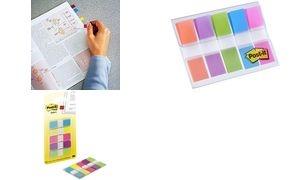 Post-it Haftmarker Index Mini, 11,9 x 43,2 mm, 5-farbig