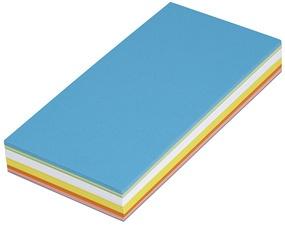 MAUL Moderationskarten, rechteckig, 205 x 95 mm, 250 Stück