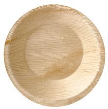 """PAPSTAR Palmblatt-Schale """"pure"""", rund, 100 ml"""