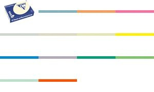 Clairalfa Multifunktionspapier Trophée, A4, karibikblau