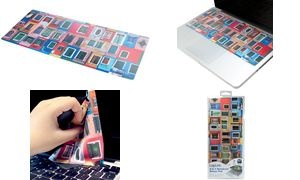 LogiLink 3-in-1 Notebook Mauspad, 3 Funktionen
