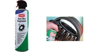 CRC FAST DRY DEGREASER Teilereiniger, 500 ml Spraydose