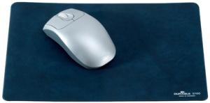 DURABLE Maus Pad, extra flach, dunkelblau marmoriert