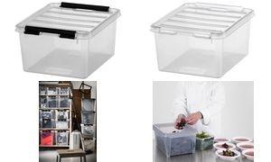 smartstore Aufbewahrungsbox CLASSIC 2, 2 Liter
