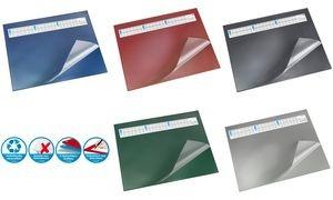 Läufer Schreibunterlage DURELLA DS, 520 x 650 mm, blau