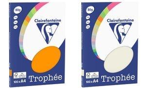 Clairalfa Universal-Papier Trophée, A4, Intensivfarben