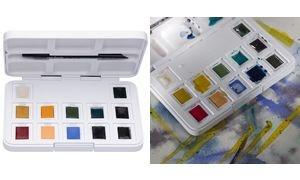 ROYAL TALENS Aquarellfarbe Van Gogh, 12er, Gedeckte Farben