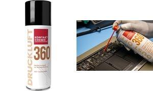 KONTAKT CHEMIE Druckluftreiniger DRUCKLUFT 360, 200 ml