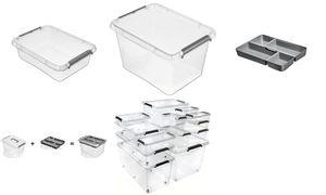 keeeper Aufbewahrungsbox/Clipbox Lara, 6,5 Liter