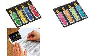 Post-it Haftmarker Index Pfeile, 11,9 x 43,2 mm, 4-farbig