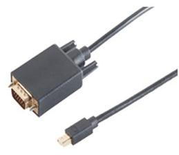 shiverpeaks BASIC-S Mini DisplayPort - VGA Kabel, 3,0 m