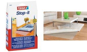 tesa Stop-it Anti-Rutschmatte, 800 mm x 1,5 m, beige