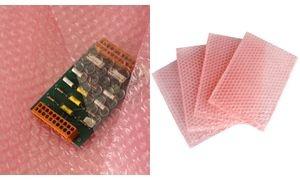 TAP Luftpolsterbeutel, 160 x 240 mm, antistatisch, rosa