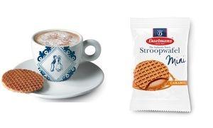 HELLMA Daelmans Stroopwafel Mini, im Karton
