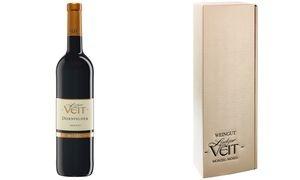 Veit 1er Weinpräsent - Rotwein Basic Dornfelder, trocken