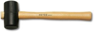 HEYCO Gummihammer, Durchmesser: 90 mm, 1.200 g