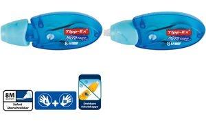 """Tipp-Ex Korrekturroller """"Micro Tape Twist"""", 5 mm x 8 m"""