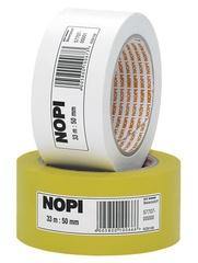 NOPI Putzband, 50 mm x 33 m, weiß