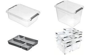 keeeper Aufbewahrungsbox/Clipbox Lara, 2 Liter