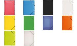 """PAGNA Eckspannermappe """"Trend Colours"""", DIN A3, schwarz"""