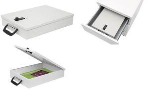 WEDO Dokumenten-Kassette, DIN A4, mit Zahlenschloss