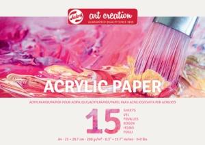 """ROYAL TALENS ArtCreation Künstlerblock """"Acryl"""", A3"""