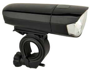 FISCHER Fahrrad-LED-Frontleuchte 30/15 Lux