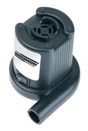 BRÜDER MANNESMANN Elektro-Luftpumpe, 210 l/min, 0,021 bar