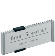 DURABLE Türschild INFO SIGN, (B)297 x (H)210 mm