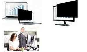 Fellowes PrivaScreen Blickschutz-Filter, Format: 5:4