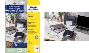 AVERY Zweckform Universal-Etiketten Office&Home, 210 x 148mm