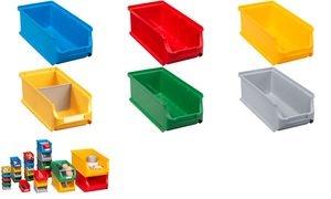 allit Sichtlagerkasten ProfiPlus Box 2L, aus PP, transparent