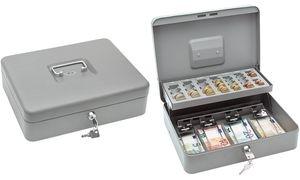 WEDO Geldzählkassette Standard PLUS, grau