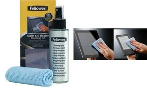 Fellowes Reinigungs-Set, für Tablet-PC / E-Reader